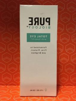 Pure Biology Premium Total Eye Cream Serum Anti-Aging Vitami