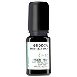 Odacite Pure Elements Ba+S Facial Serum Concentrate Eye Cont