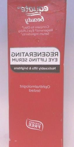Equate regenerating eye lifting serum .05 fl oz lifts and br