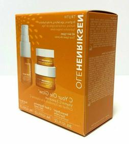 OLE HENRIKSEN SET - Banana Eye Cream, Truth Serum, C-rush Ge
