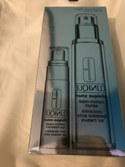 Clinique Smart Custom Repair Serum 1.7oz + Custom Repair Eye