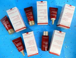 Clarins Super Restorative Samples Day Night Cream Eye Concen