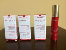 CLARINS super restorative travel trial size - Day, Night, Ey