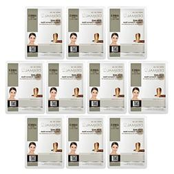 DERMAL Syn-Ake Collagen Essence Facial Mask Sheet 23g Pack 1