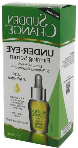 SUDDEN CHANGE UNDER-EYE FIRMING SERUM - 0.23 FL OZ