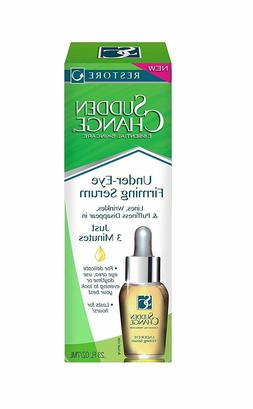 Sudden Change Under-Eye Firming Serum 0.23 oz Dissapear Wrin