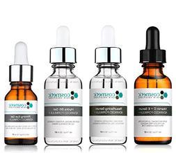 Vitamin C+E Serum + Resurface + Hydra B5 gel + Firming Eye g
